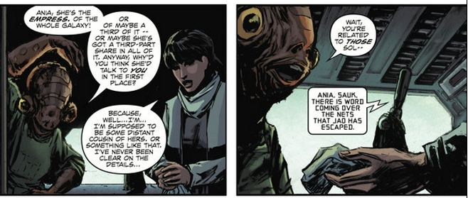 Is It Good? Star Wars: Legacy #16 Review