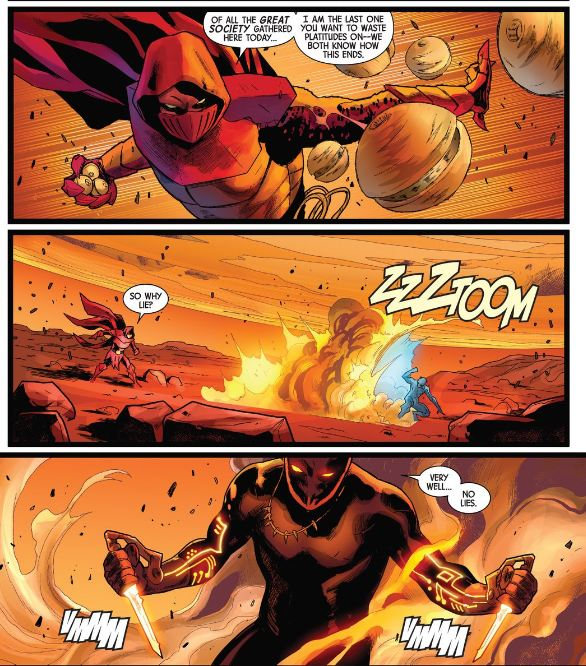 Is It Good? New Avengers #20 Review