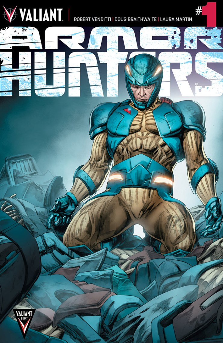 Is It Good? Armor Hunters #1 Review