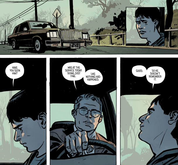 Is It Good? Outcast #2 Review