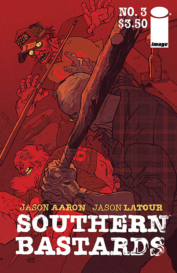Is It Good? Southern Bastards #3 Review