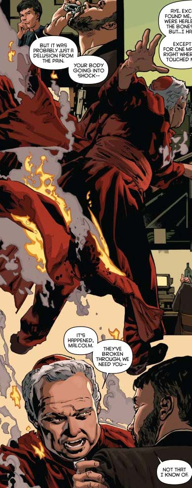 Is It Good? The Devilers #1 Review