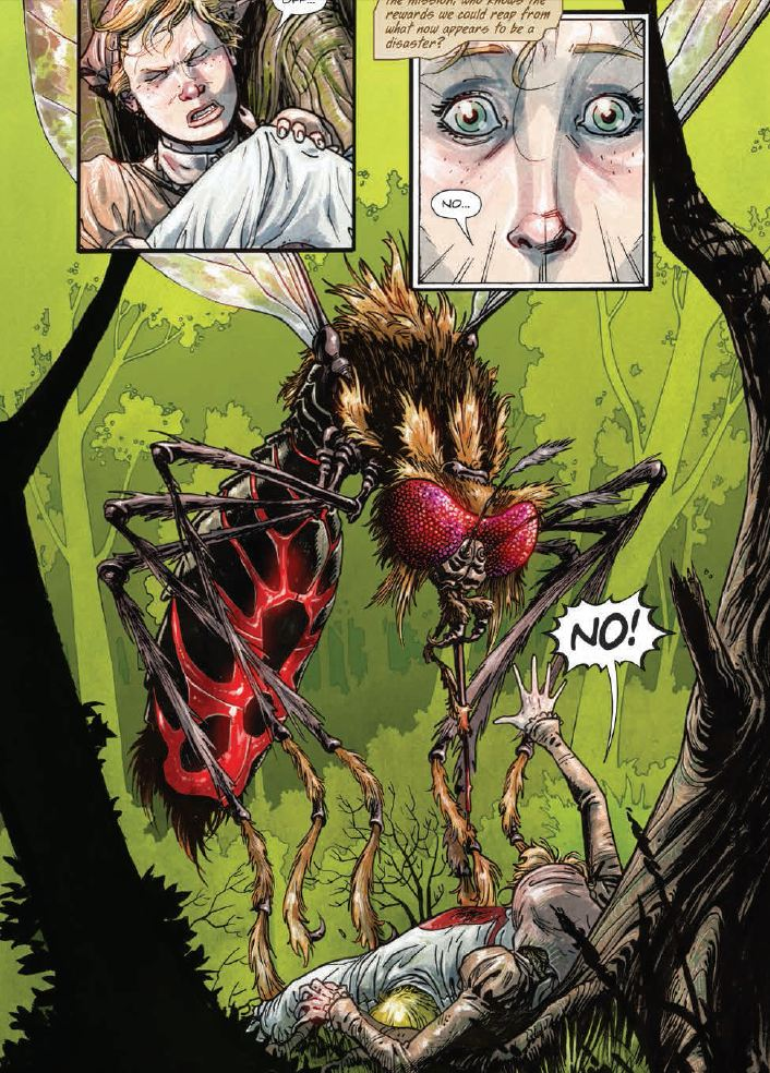 Panels in Poor Taste: 7/18/14 –Dead Icons and Slushy Guts