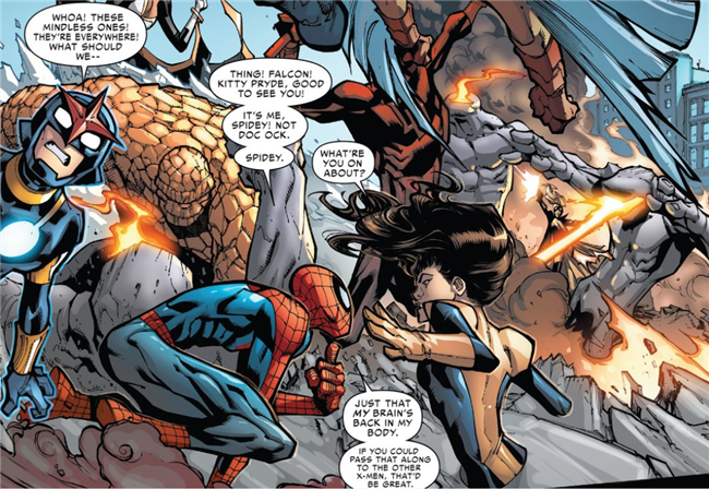 Is It Good? Amazing Spider-Man #4 Review