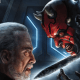 Last month, Count Dooku and General Grievous had their asses giftwrapped and handed back to them by Darth Maul and his forces. This issue, we get to see what the cyborg zabrak does while holding all the cards. Is it good?