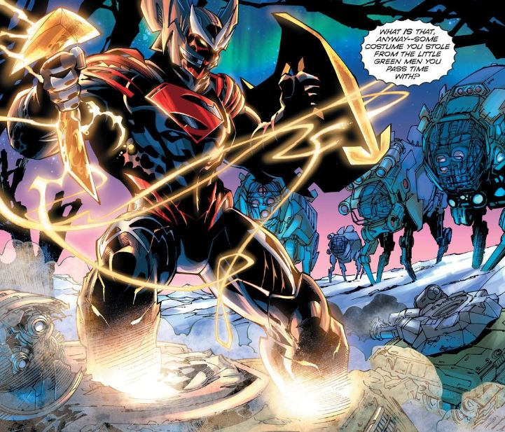 Is It Good? Superman Unchained #7 Review