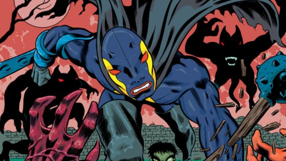Written by Adam McGovern with art by Paolo Leandri and colors by Dom Regan, Nightworld #1 begins the four issue miniseries about a demon trying to awaken his lover. I just read it and I'm still not sure what to make of it. So, um… is it good?