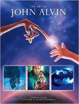 The Art of John Alvin Review