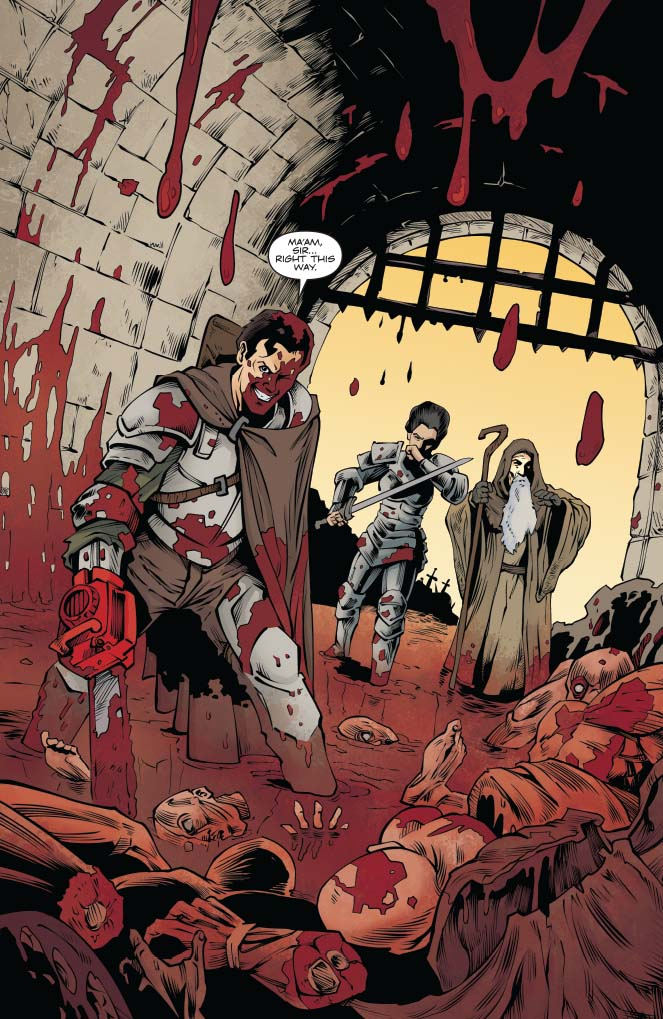 Is It Good? Army of Darkness: Ash Gets Hitched #2 Review