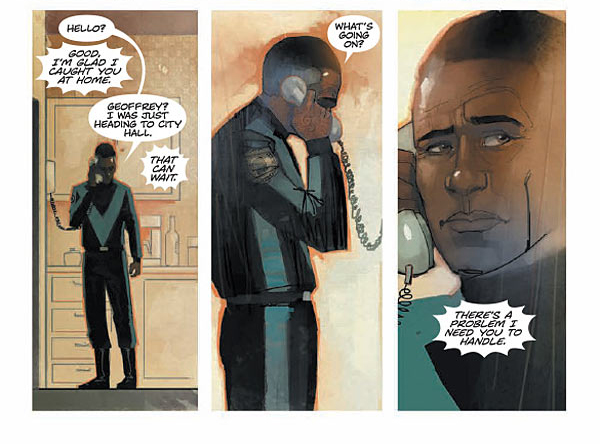Is It Good? C.O.W.L. #4 Review