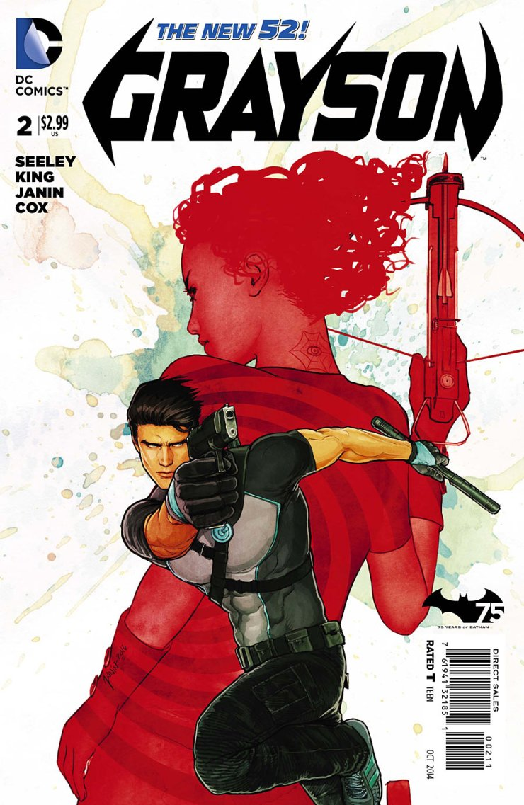 Is It Good? Grayson #2 Review