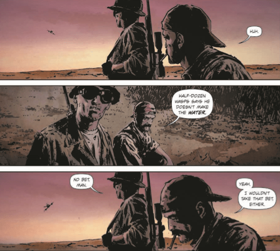 Is It Good? Lazarus #10 Review