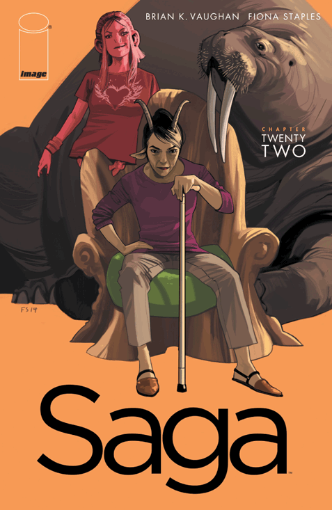 Is It Good? Saga #22 Review