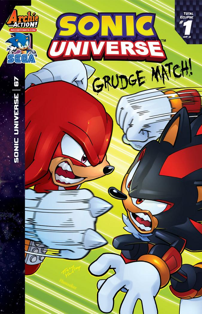 Is It Good? Sonic Universe #67 Review
