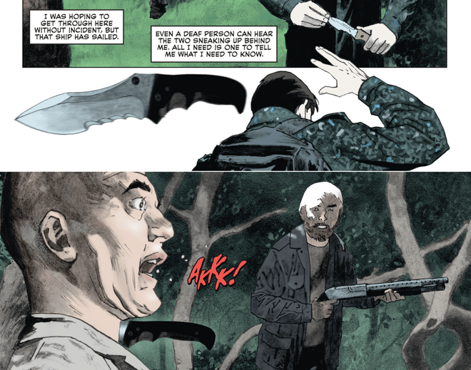 Is It Good? Star Spangled War Stories Featuring GI Zombie #2 Review