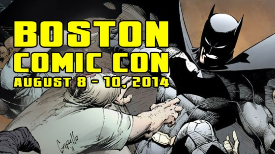 Boston Comic Con 2014 Q&A: What's Your Favorite Film of the Year and Ever?