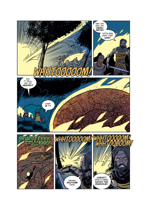 Is It Good? Dark Ages #1 Review