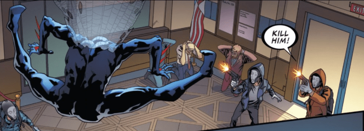 Is It Good? Spider-Man 2099 #2 Review