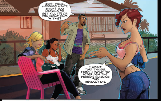 Panels in Poor Taste: 8/22/14 –Touchdown Celebrations and Malariamania