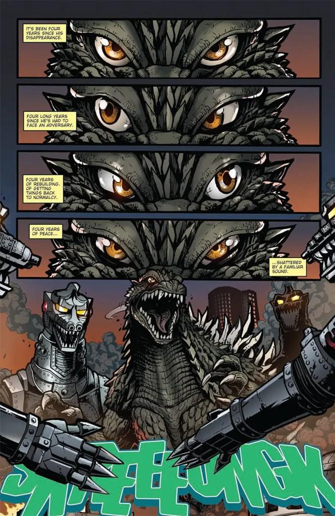 godzilla-rulers-of-earth-15-mechagodzillas-vs-godzilla