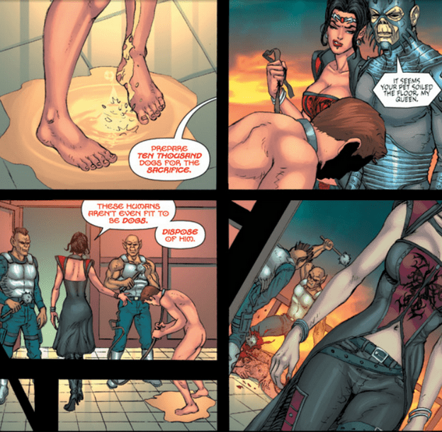 Panels in Poor Taste: 8/1/2014 –Bloodboarding and Neochunking
