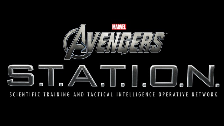 Discovery Times Square's AVENGERS S.T.A.T.I.O.N. is impressive, underwhelming