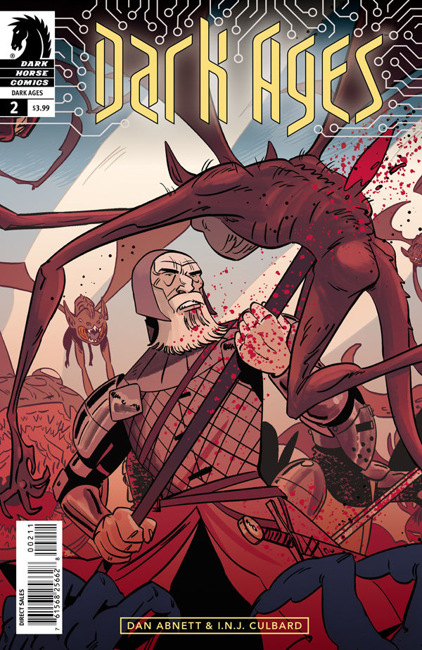 Is It Good? Dark Ages #2 Review