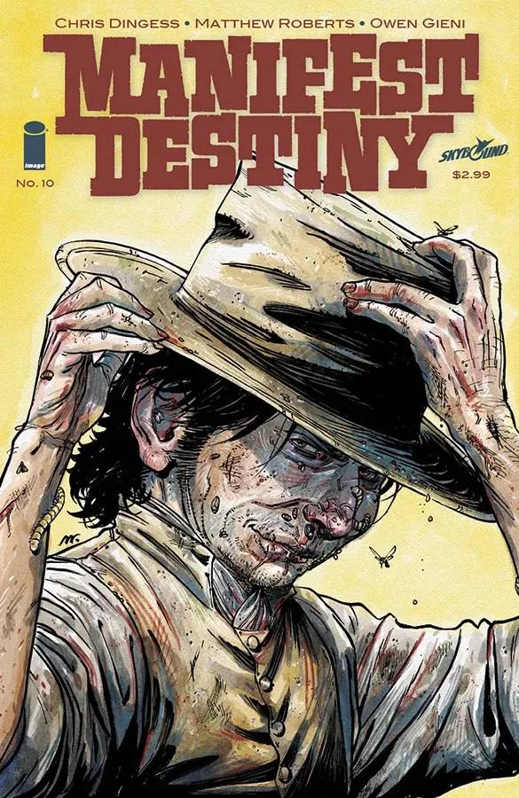 Is It Good? Manifest Destiny #10 Review