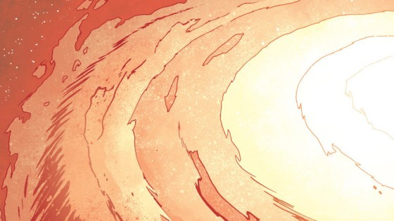 Roche Limit debuts this week, and as far as I know it's the first comic ever to debut with my own last name in the title. If that isn't an immediate sign that this is my comic, I don't know what is. So, let's take a look at this comic that was destined to find me and see, is it good?