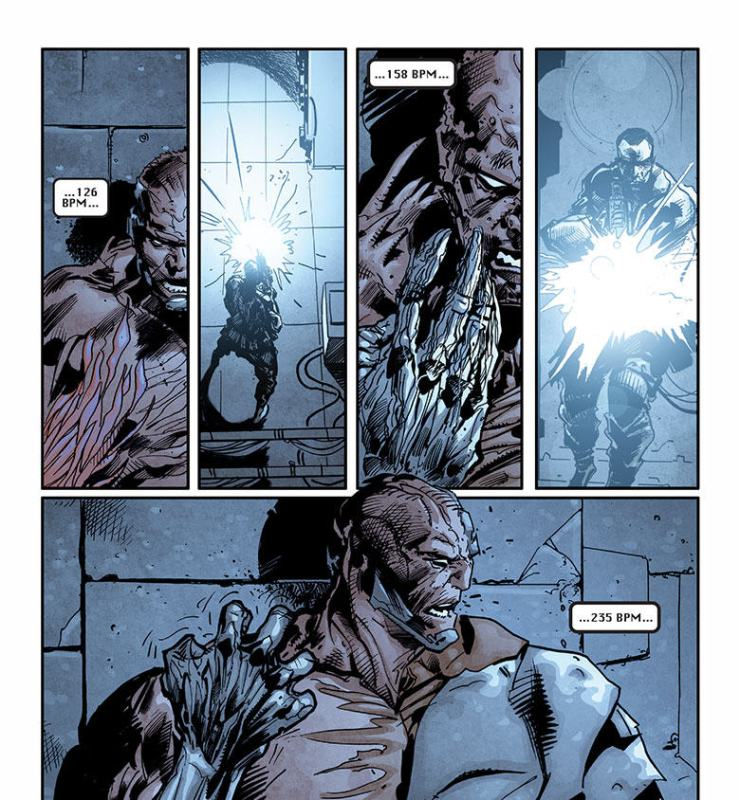 Is It Good? Armor Hunters: Bloodshot #3 Review