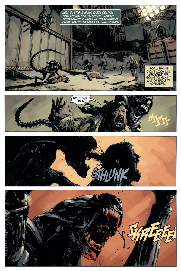 aliens-fire-and-stone-1-xenomorph-kill