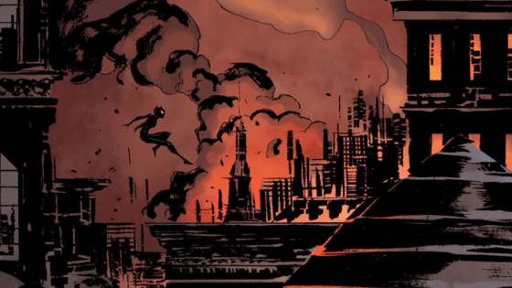 Weekly Weeklies: 9/10/14 - Batman Eternal #23 and Futures End #19