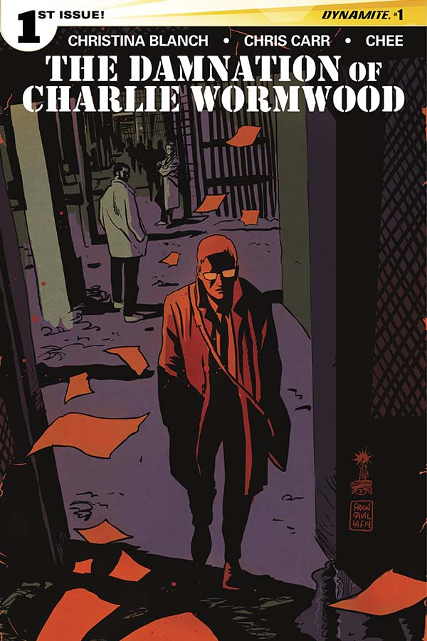 Is It Good? The Damnation of Charlie Wormwood #1 Review