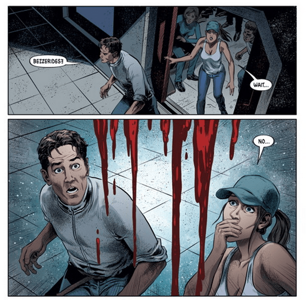 Is It Good? Deep Gravity #3 Review