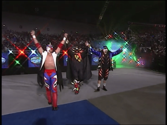 Art of Gimmickry: The Overly Latino Wrestler