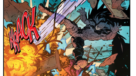 To say writer Scott Snyder has done nothing with Batman would be a fallacy. The guy has written some iconic stories and if you ask most fans he's taken up the torch Grant Morrison left behind and made it even brighter. That means there's probably more hopes for his Batman: Futures End story than any other title, so is it good?