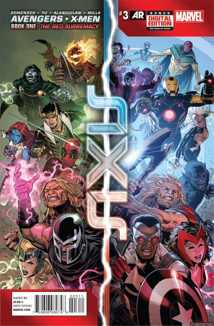 Is It Good? Avengers & X-Men: Axis #3 Review