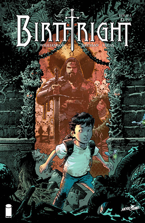 Is It Good? Birthright #1 Review