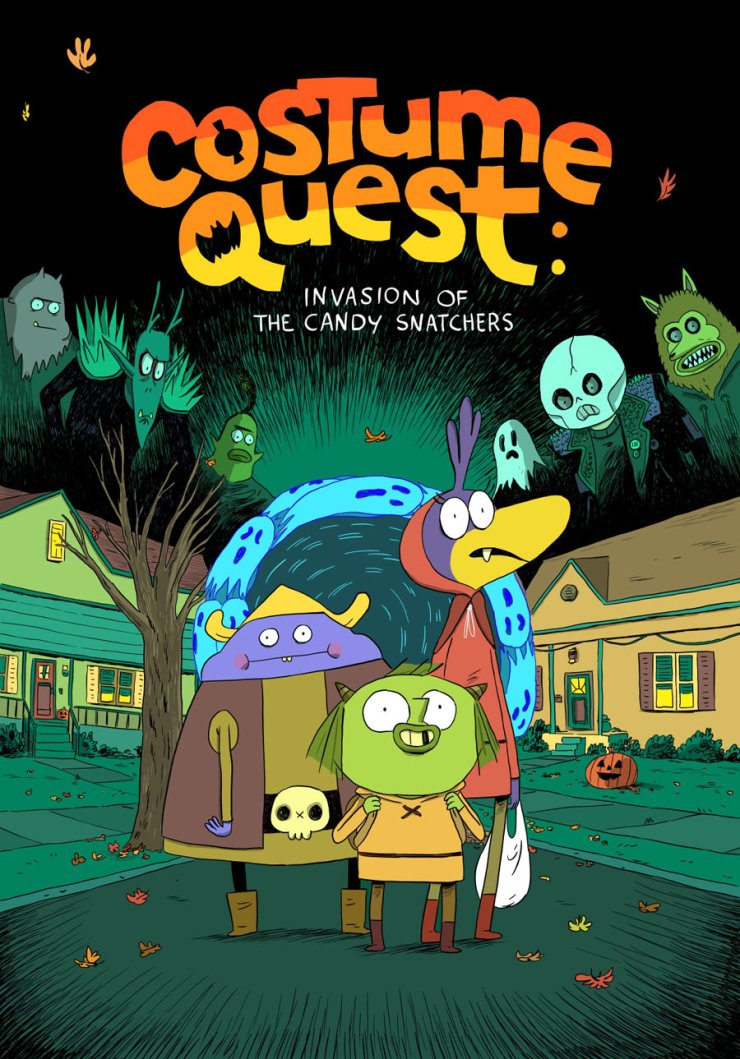 Is It Good? Costume Quest: Invasion of the Candy Snatchers Review
