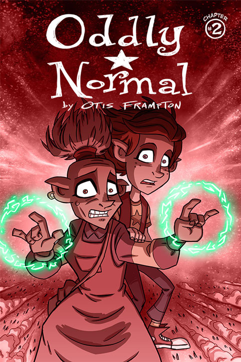Is It Good? Oddly Normal #2 Review