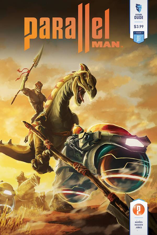Is It Good? Parallel Man #1 Review
