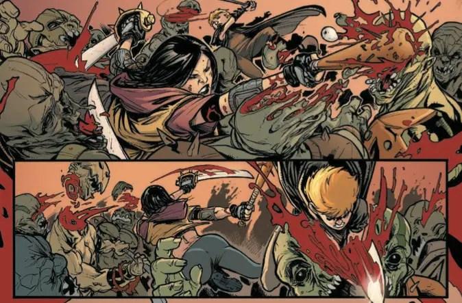 Panels in Poor Taste: 10/3/14 –Armed Gods and Bearded Ladies