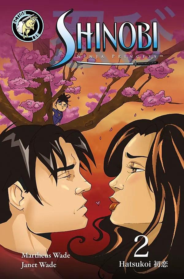 Is It Good? Shinobi: Ninja Princess #2 Review