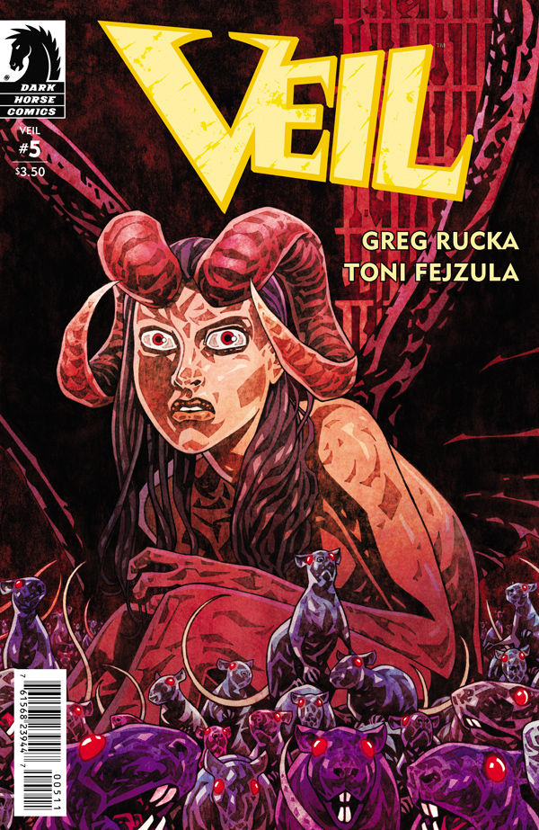 Is It Good? Veil #5 Review