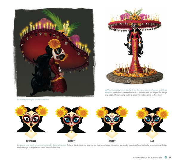 The Art of the Book of Life Review