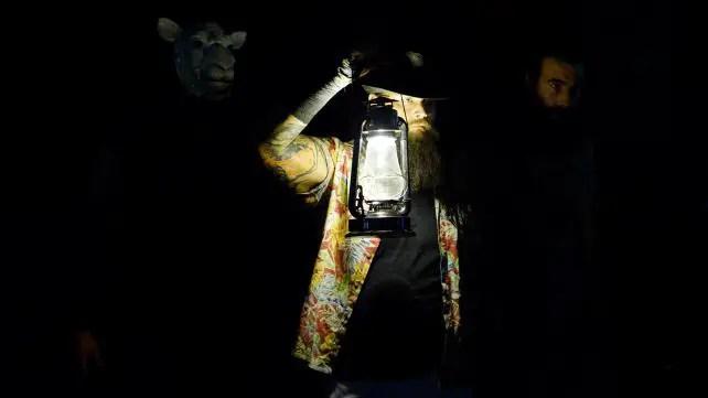 Art of Gimmickry: The Supernatural Wrestler