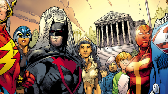 Is It Good? Earth 2: World's End #1 Review