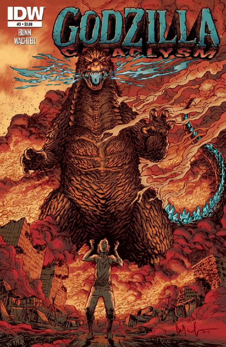 Is It Good? Godzilla: Cataclysm #3 Review