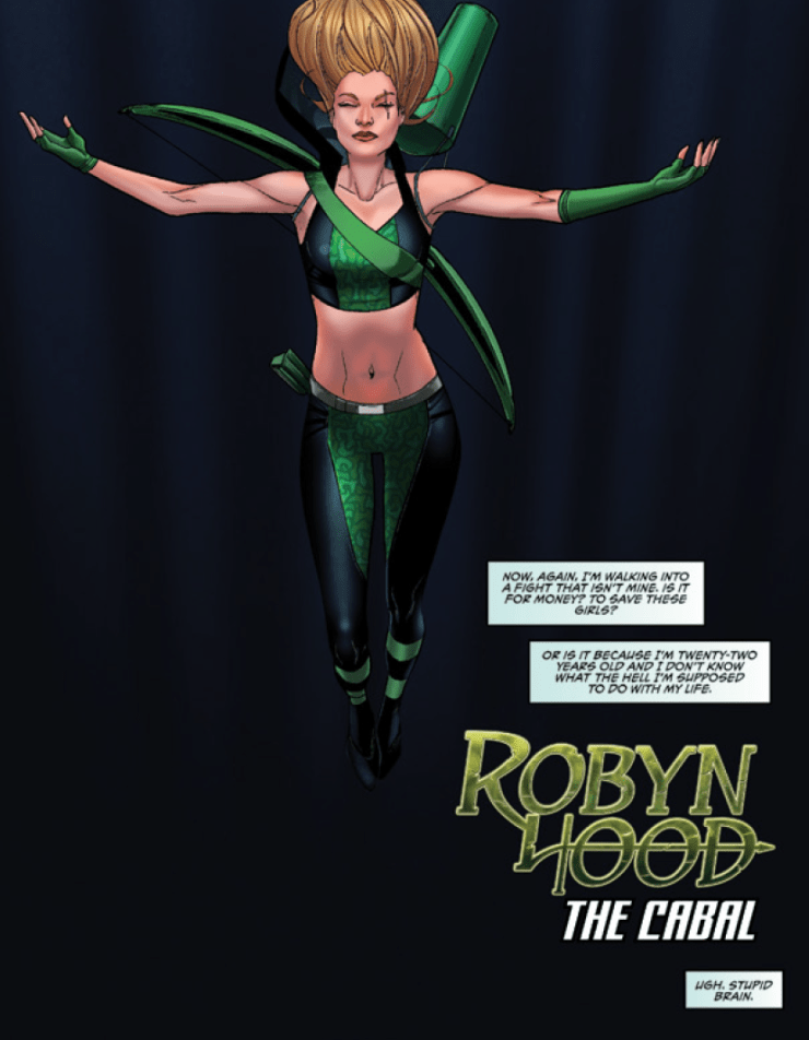 Is It Good? Robyn Hood: The Ongoing Series #3
