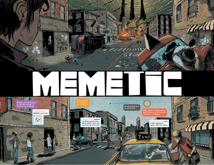 Is It Good? Memetic #1 Review